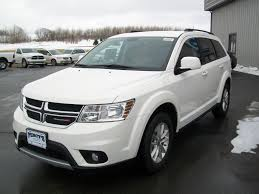 Dodge Journey Custom - 2015 dodge journey sxt suv 32 535 final price white exterior color