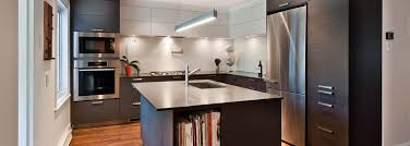 les modernes cuisines cuisines modernes tendances conçues fabriquées au québec