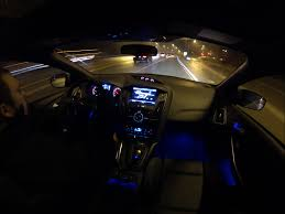 2015 ford explorer interior lights st3 ambient lighting question