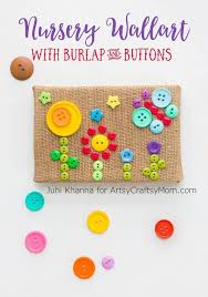 Gardening Crafts For Kids - 83 best button activities for kids images on pinterest sensory