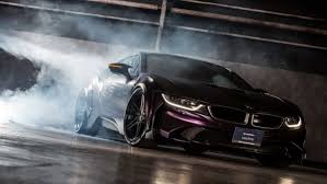 Bmw I8 Tuning - tuned bmw i8 dark knight sends us mixed messages