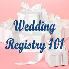 how to create a wedding registry wedding wednesday registry 101 the preppy planner