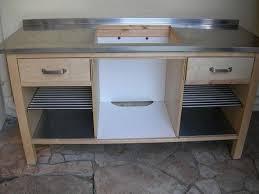 meuble pour evier cuisine meuble cuisine plaque cuisson 11 kitchenette evier systembase co