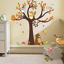 monkey wallpaper for walls amazon com jungle animals photo wall paper jungle and animals