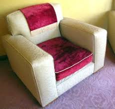 Art Deco Armchairs Art Deco Armchairs Guide To Buying And Restoring