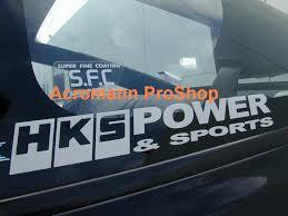 lexus hks hi power exhaust acromann online shop