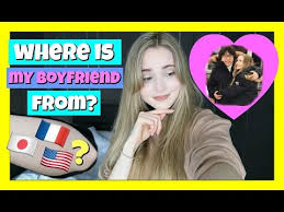where is my boyfriend from