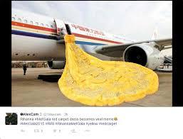 Plane Memes - the 9 most hilarious rihanna met gala memes