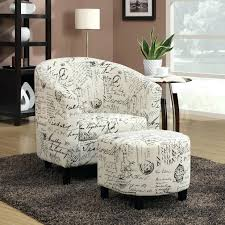 Accent Chairs For Bedroom French Script Armchair Coaster Co Accent Chairs Dining Living Room