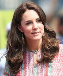 india hair see every single hairstyle kate middleton wore on trip to