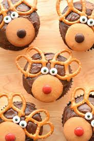 17 best reindeer cupcakes and desserts best reindeer cookies