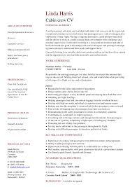 Job Description Of A Cna For Resume by Cover Letter For Flight Attendant Job Sample Flight Attendant