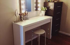 Unique Vanity Table Table Astounding Contemporary Dressing Table Mirrors Uk Amazing