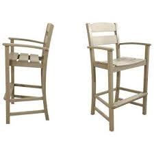 Patio Bar Furniture by Ivy Terrace Outdoor Bar Stools Outdoor Bar Furniture The