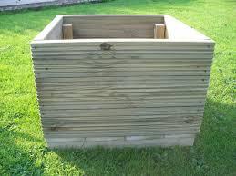 decking garden planters bogglewood and stones bogglewood and