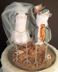 wedding cake topper custom made to order ferdibirds miniature love