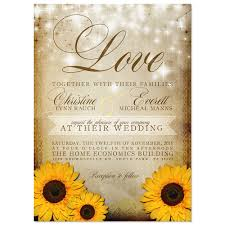 Sunflower Wedding Invitations Wedding Invitations Archives Page 7 Of 8 Odd Lot Paperie