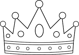 princess crown coloring pages at omeletta me