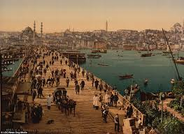 Ottoman Trade Days Of Ottoman Empire S Istanbul In Coloured Pictures