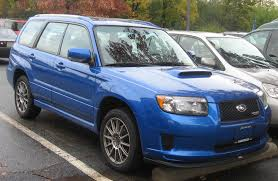blue subaru forester 2003 subaru forester information and photos momentcar