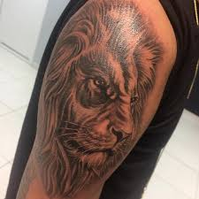 lion instagram tattoo pictures to pin on pinterest tattooskid