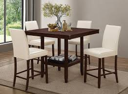 maysville counter height dining room table dining room espresso pc counter height dining set room sets