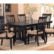 black dining room table set home design ideas and pictures