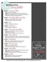 best 25 deep cleaning checklist ideas on pinterest deep