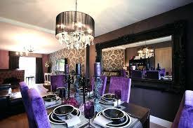 purple dining room ideas purple dining room lauermarine com