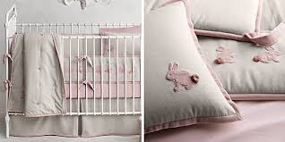 rabbit crib bedding bunny nursery bedding thenurseries