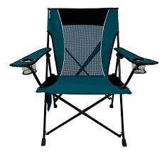 Chair by Amazon Com Kijaro Dual Lock Folding Chair Cayman Blue Iguana