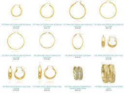 45 types of hoop earrings light weight jewellery 22 kt yellow
