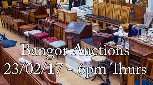 bangor auction antique week preview 23 02 17 thursday 6pm