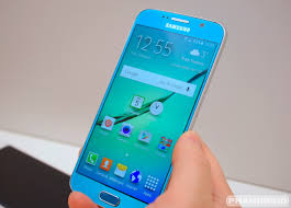 touchwiz on the samsung galaxy s6 now has clock and calendar s