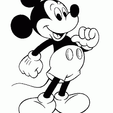download coloring pages mickey mouse coloring pages