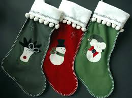 Stocking Ideas by Decorate Stocking Ideas Home Design Popular Contemporary To