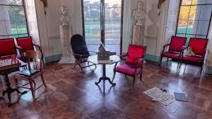 floor in the parquet floor in monticello s