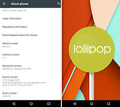 version of for android android smartphones a here s how to find it