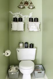Shelving Ideas For Small Bathrooms by Small Bathroom Organization Ideas The Country Chic Cottage