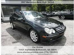 mercedes roswell road car used cars roswell ga dealer