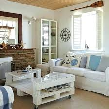 White Living Room Chair Coastal Living Room Furniture Ideas Living Room Beautiful