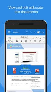 edit apk officesuite free office pdf editor apk for android