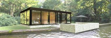 prefab glass house lets you bring home the spirit of philip prefab glass house lets you bring home the spirit of philip johnson s masterpiece inhabitat green design innovation architecture green building