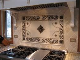 Decorative Insert Backsplash By Landmark MetalCoat On - Decorative backsplash
