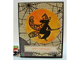 Halloween Glitter Graphics by Frantic Stamper Newest Products