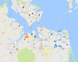 Virginia Beach Maps by Our Blog Virginia Beach New Homes Napolitano Homes