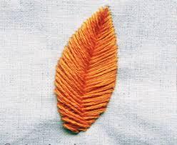 Fish Bone Stitch Embroidery Tutorials Craft Tutorials By S Embroidery