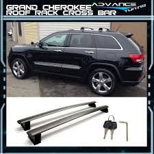 Jeep Grand Cherokee Roof Rack 2012 by For 11 18 Jeep Grand Cherokee Oe Style Top Roof Rack Cross Bar Ebay