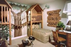 Safari Decorating Ideas For Living Room Bedroom Attractive Cool Jungle Themed Bedroom Mesmerizing Jungle