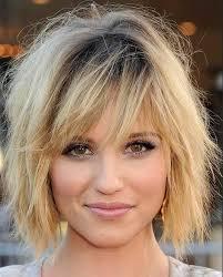 Frisuren Mittellange Haar Damen by Perfekte Frisuren Mittellang Rundes Gesicht Mode Optionen Für